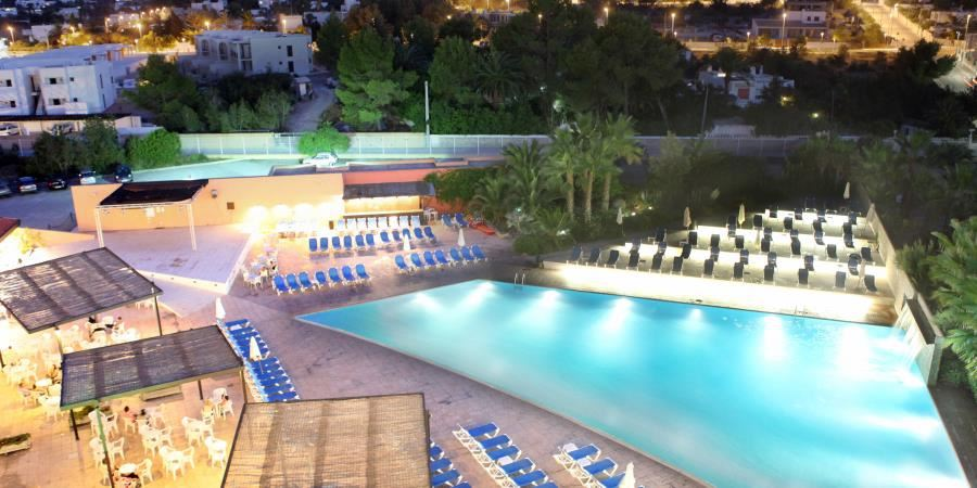 Nice and luxurious family hotel in San Antonio