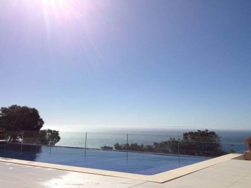 Modern Villa in Roca Llisa with amazing sea views
