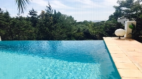 Beautiful villa of 350 m2 located in Can Furnet with sea views