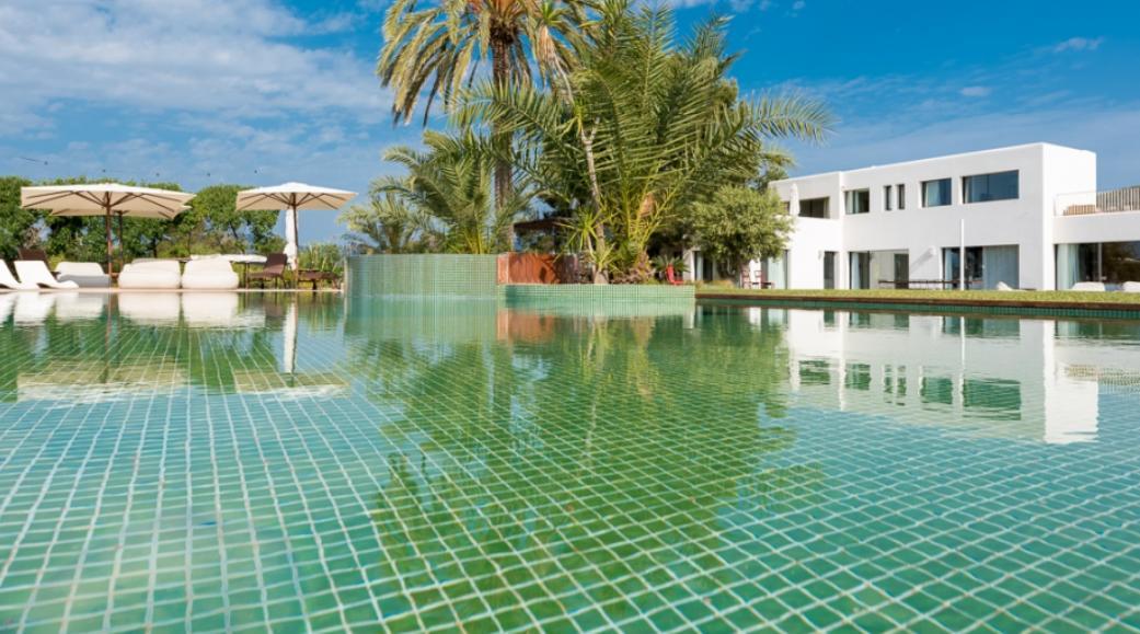 Beautiful villa near Cala Jondal for sale