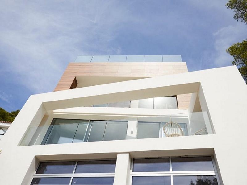 Beautiful luxury villa near the beach in Ibiza Cala llonga
