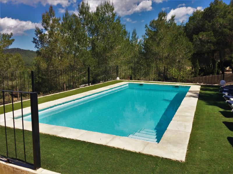 Designer villa with big pool in Cami de Can Furnet