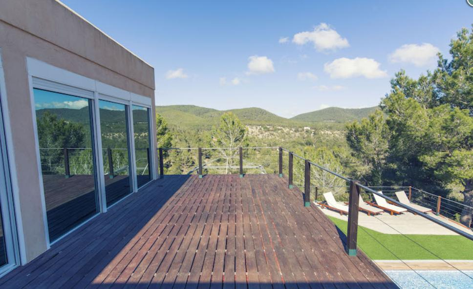 Villa in the south of Ibiza close to Cala Jondal for sale