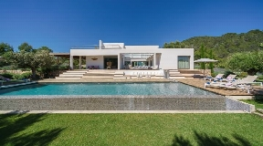 Modern luxury villa in KM 4 in San Jose Ibiza