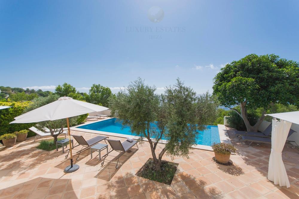 Amazing sea view villa in roca llisa in ibiza - Roca llisa ibiza ...
