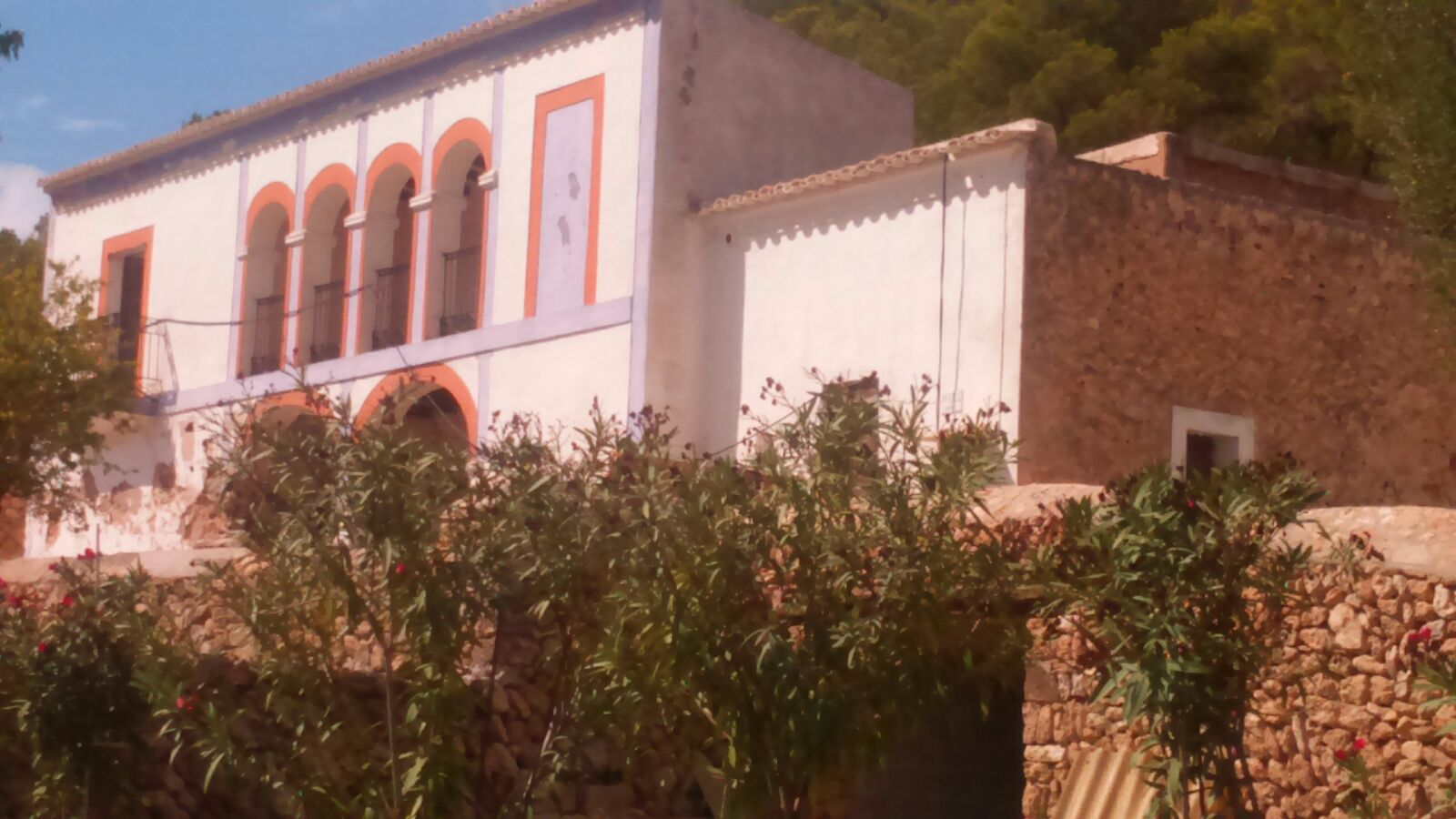 Ibizenko finca with large plot for sale in Ibiza