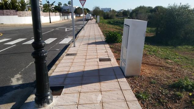 Plots for sale in Ibiza Sa Carroca