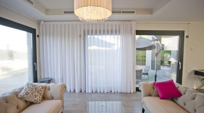 Beautiful villa in Ibiza with short distance to Marina Botafoch and Dalt Vila