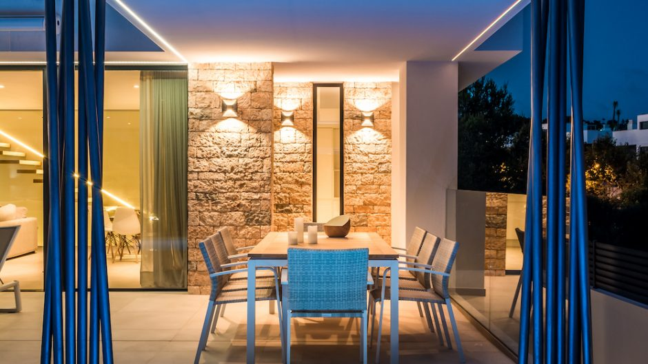 Beautiful newly build villa in the exclusive area of Ses Torres