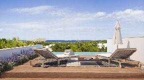 New build luxury villas in Cala Comte
