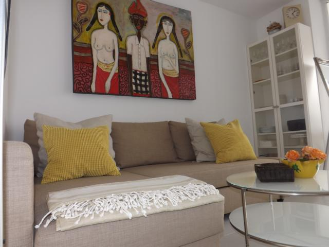Lovely decorated and modern apartment in Patio Blanco