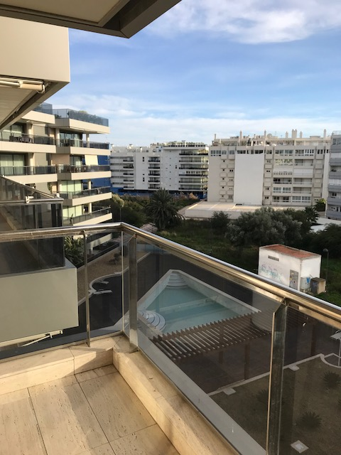 Modern apartment close to the Paseo Marítimo