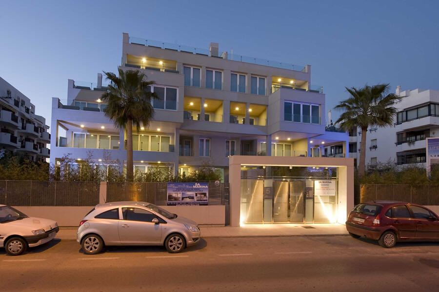 Luxury 2 bed-room apartment in Sa Marina for sale
