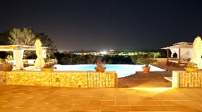 Beautiful villa near to Santa Gertrudis with mountain views