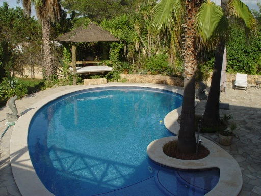 Villa for sale with big pool and very nice garden near to San Augustin