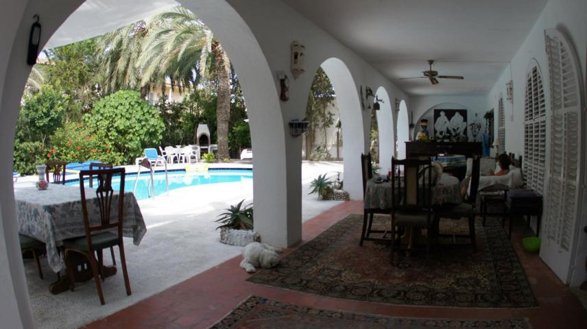 Finca in a traditional Ibizencan style