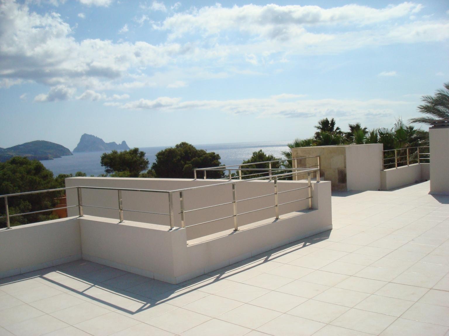 Magnificent villa in Es Codular with beautiful views