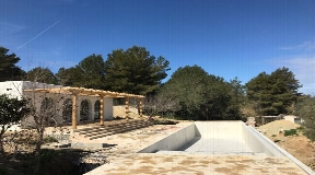 Beautiful Blakstad Finca near Santa Gertrudis with country views
