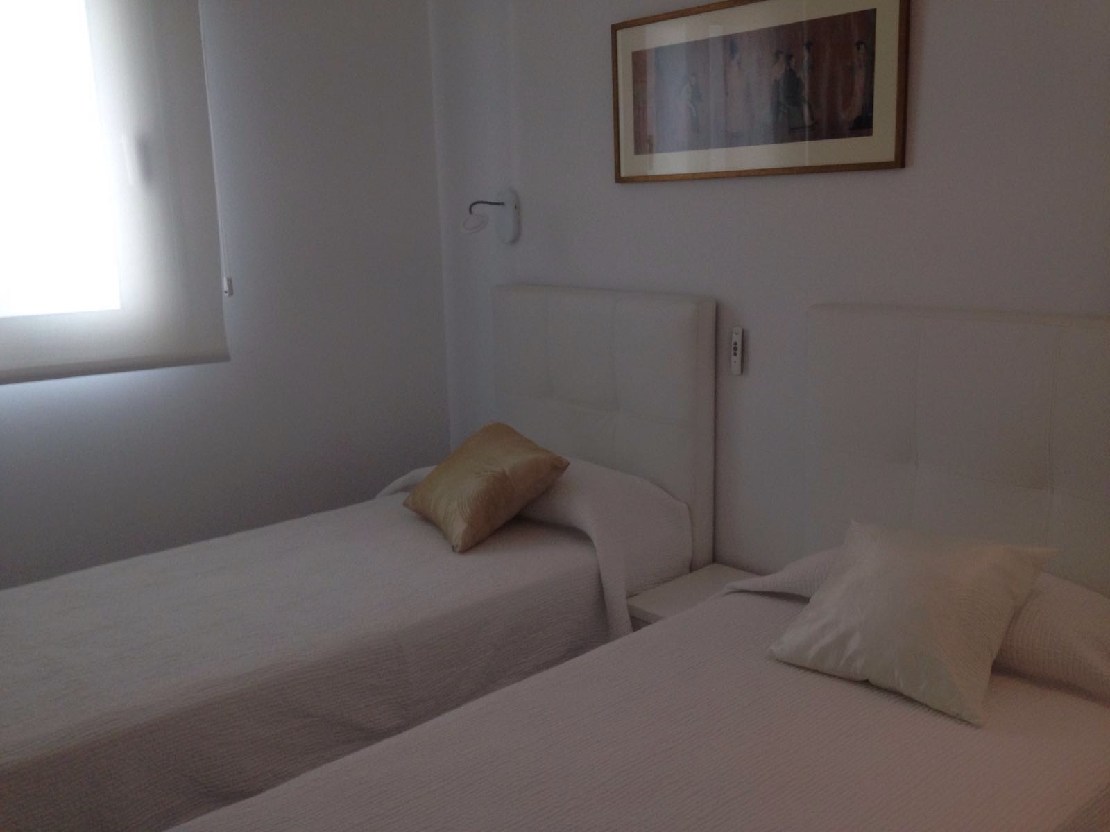 Luxury ground floor apartment located in the quiet area of Playa den Bossa