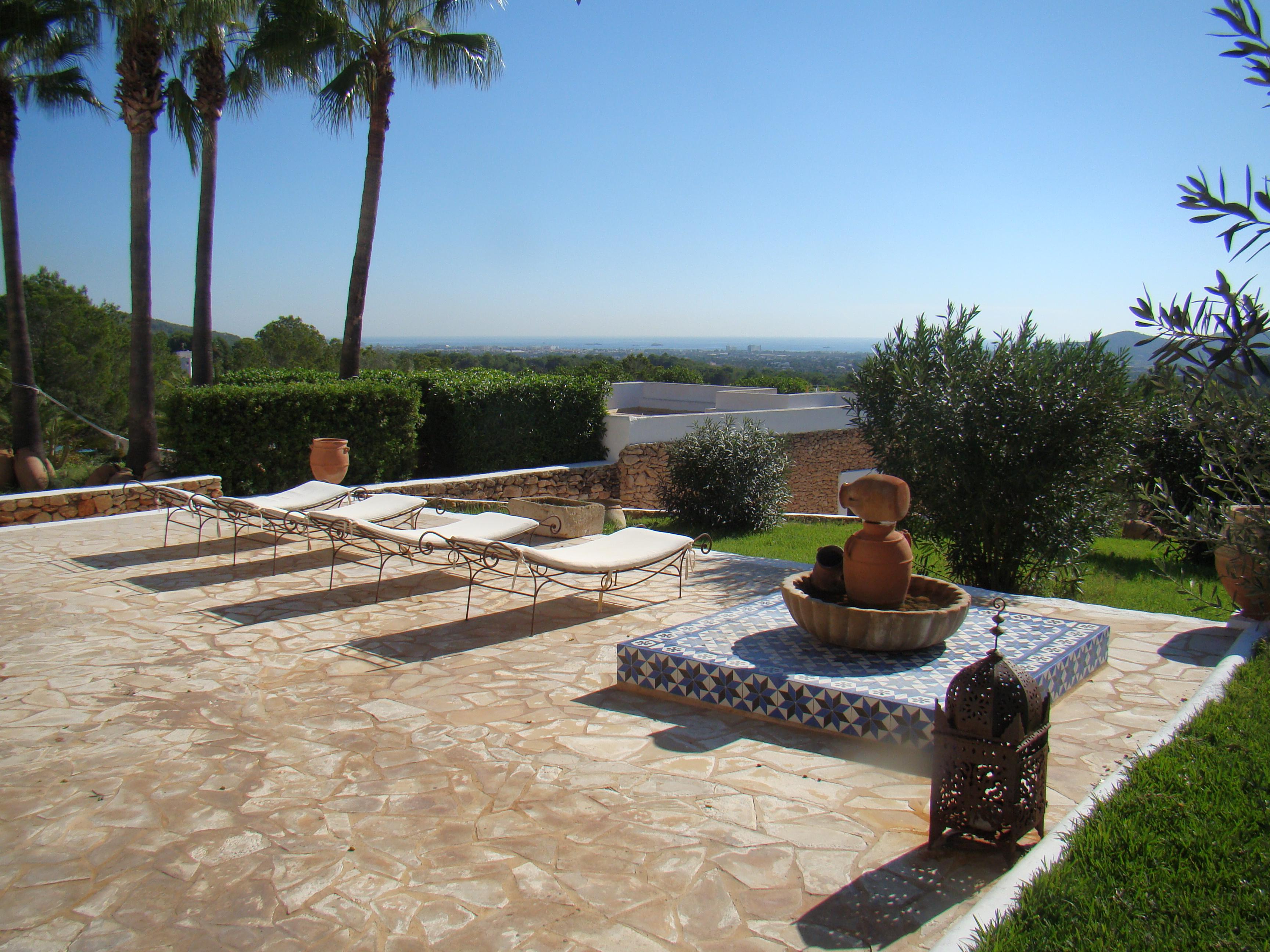 Fantastic mansion near to Ibiza with best views