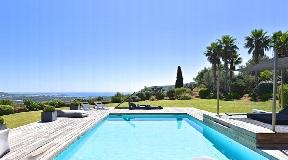Luxury Villa Ibiza near to Ibiza and Santa Eulalia with amazing views