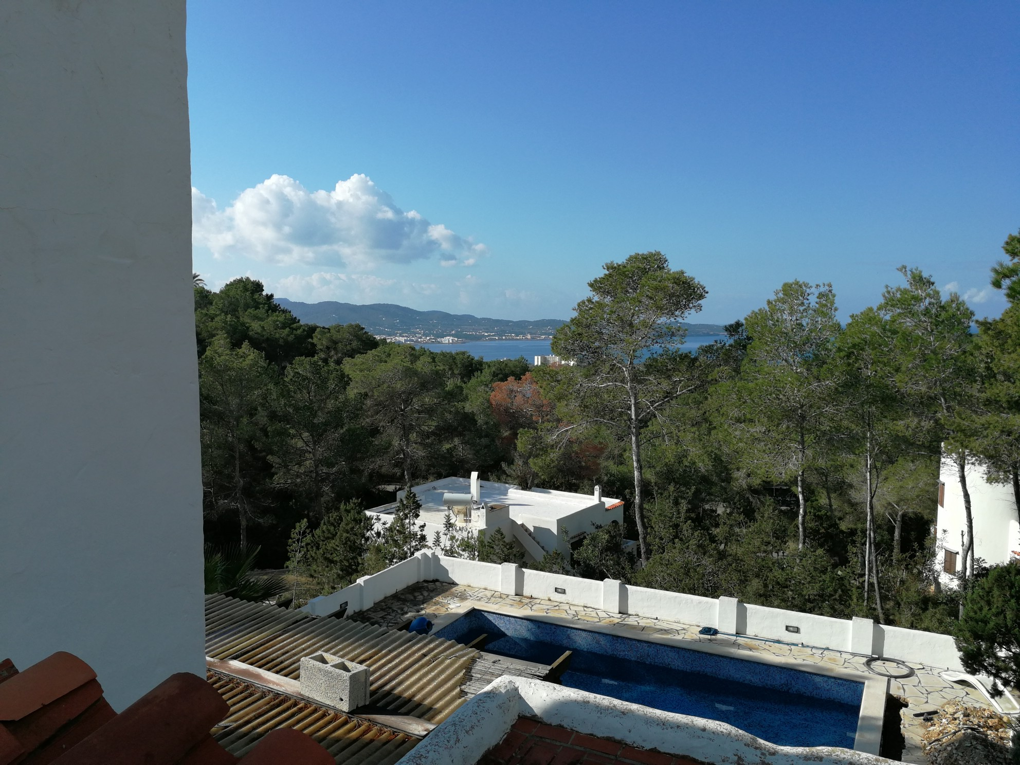 House in Can Germa with super nice view with 3 rooms