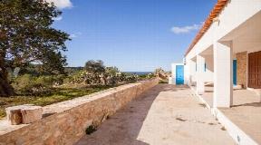 Rural finca in Sant Josep de Sa Talaia with sea views