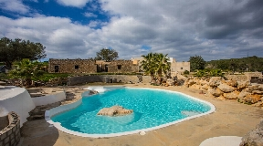 Amazing rustic finca with 700m2 build in San Mateo