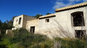 Beautiful finca that has to be completed near San Rafael