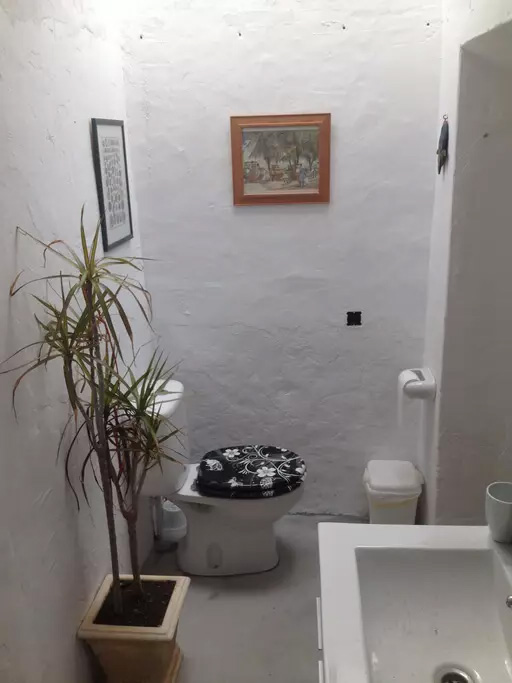 Original 150 year old finca with an 200m2 house near to Ibiza