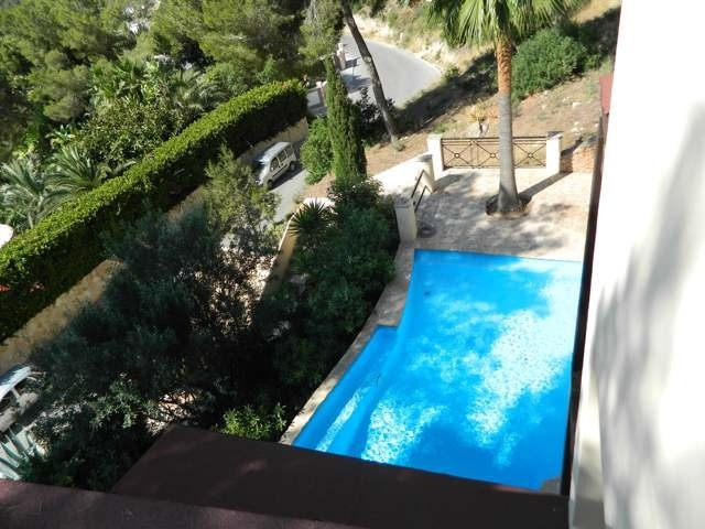 Fantastic villa in exclusive residential area of Can Furnet