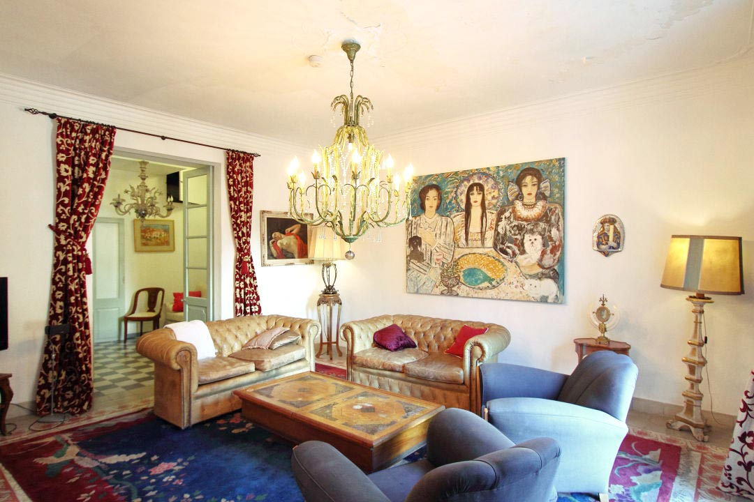 Charming apartment located in the Old Market in the heart of the marina in Ibiza town