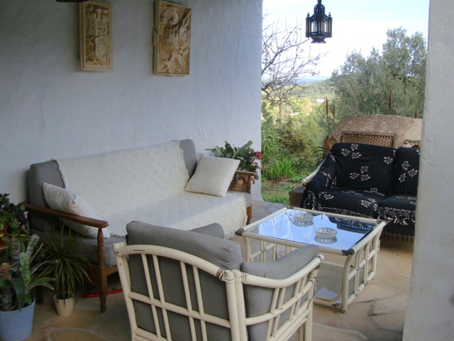 Charming country house with a beautiful view Benimussa