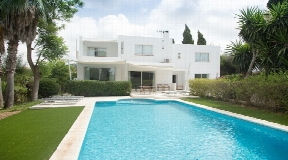 Modern villa for sale in Jesus near to the beach
