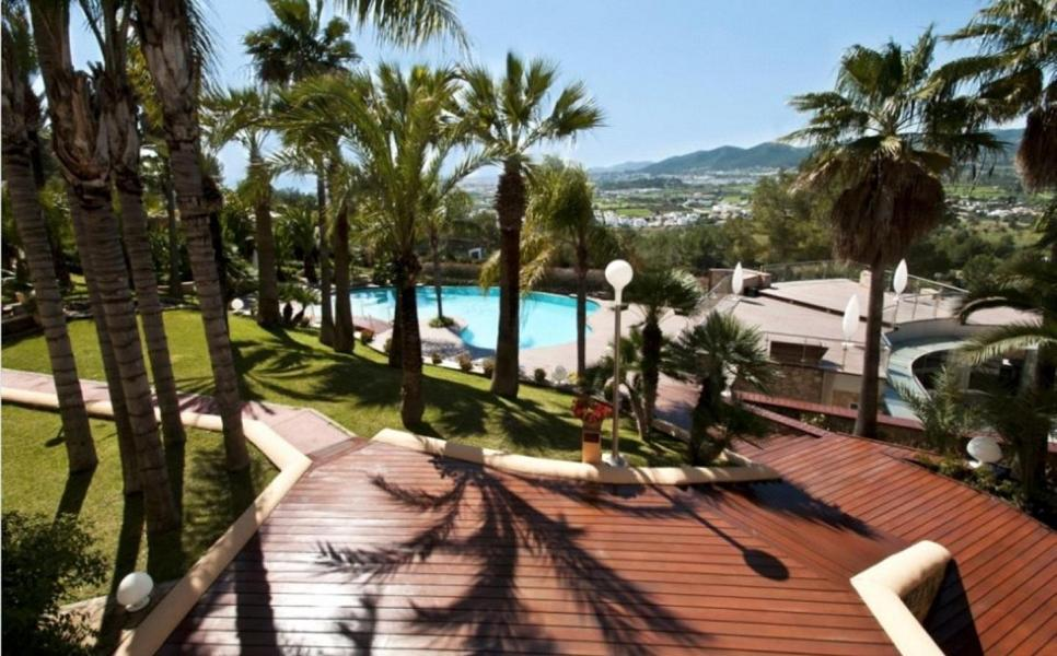 Luxury Villa for sale in Jesus in Ibiza the Palace of Ibzia
