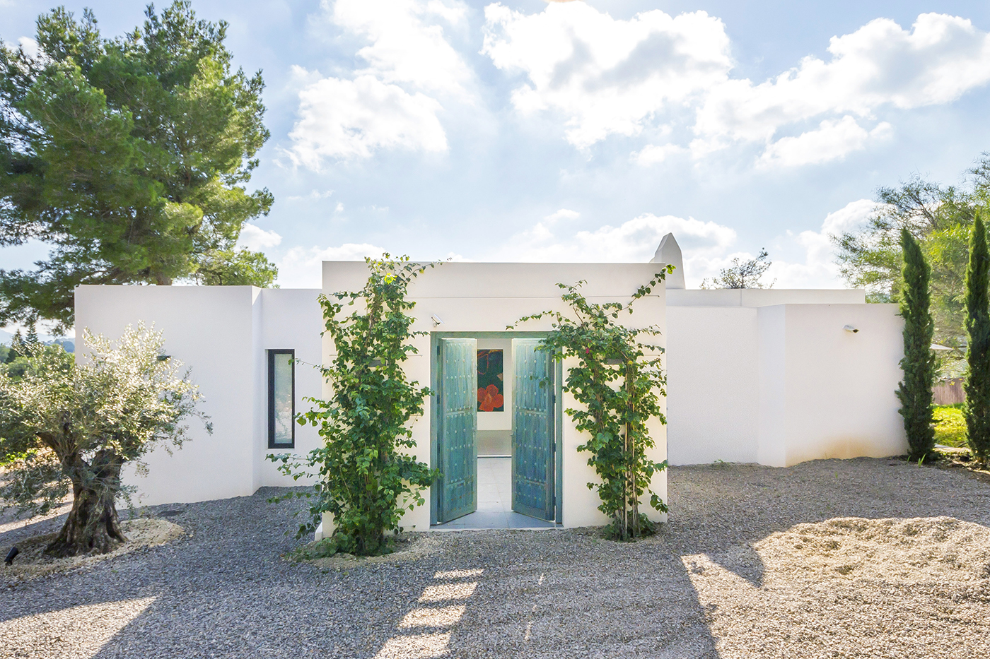 Fantastic modern cottage in the green of San Lorenzo
