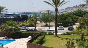 Super good located apartment in Marino Botafoch with great sea views