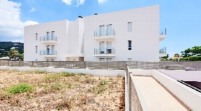 Newly modern build apartment in Jesus near to Ibiza