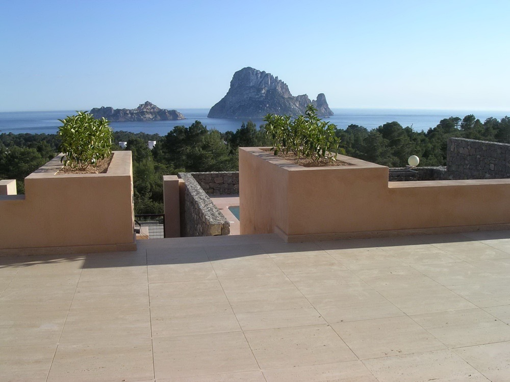 House located 'Vista Vedra' in Cala Carbo