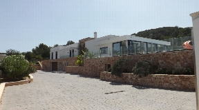 Exclusive villa located in a privileged and very quiet residential area of Jesus