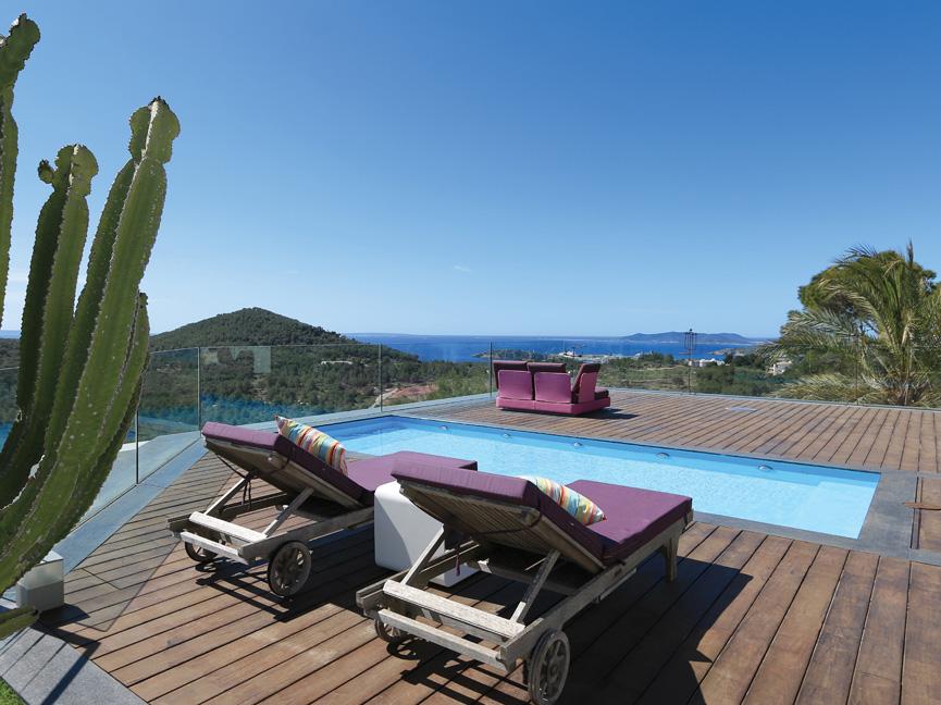 Unique villa in top location near to Ibiza