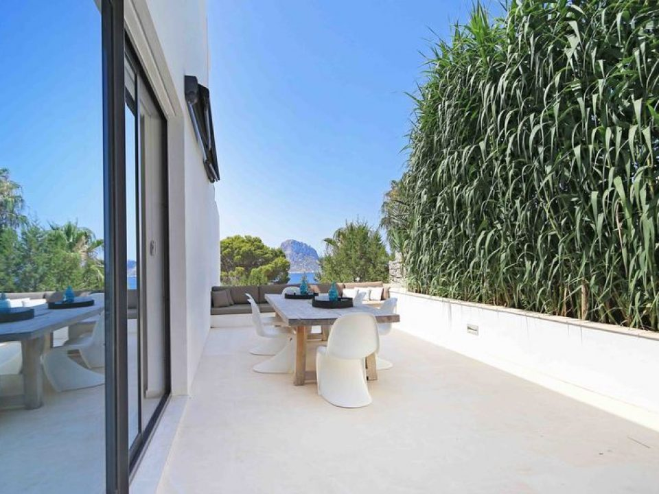 Modern townhouse with the most magical sea views and private pool