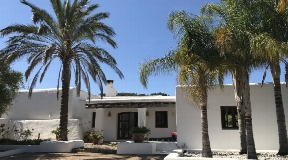 Charming finca for sale near Santa Eularia with big land
