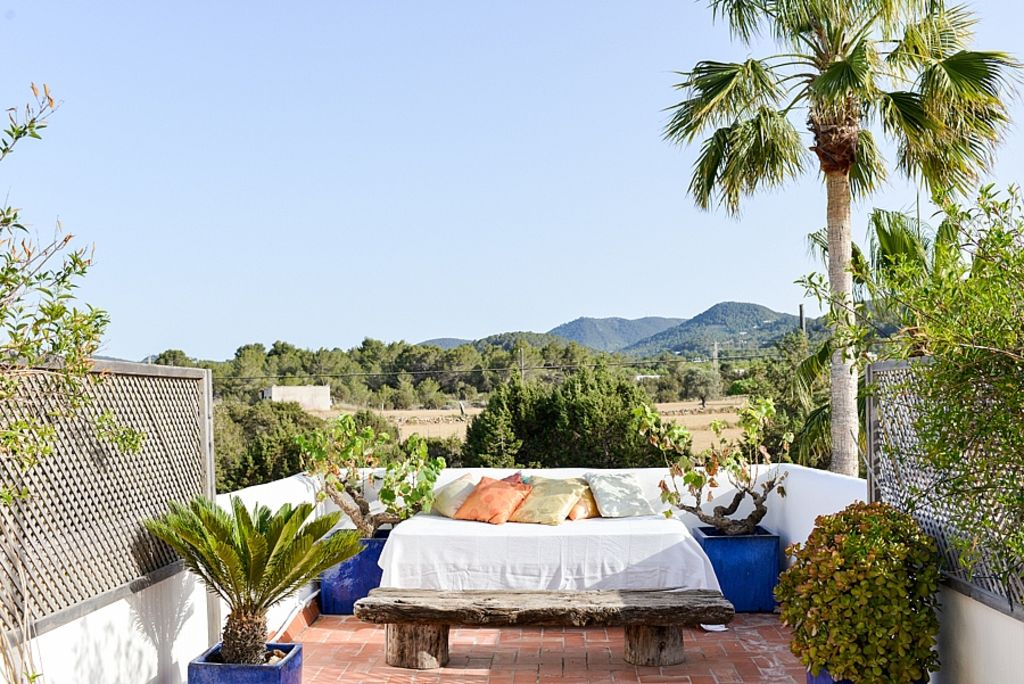 Moroccan design finca in San Jose with touristic licence