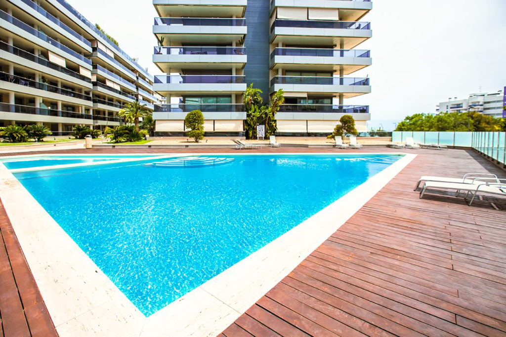 Apartment in Marina Botafoch in Nueva Ibiza for sale