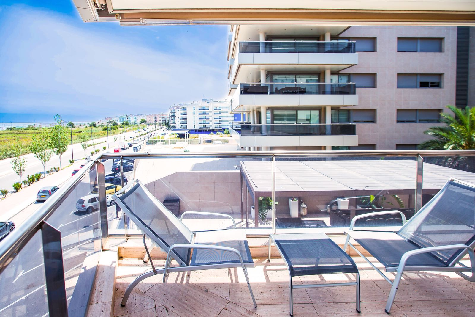 Apartment in Marina Botafoch in Nueva Ibiza