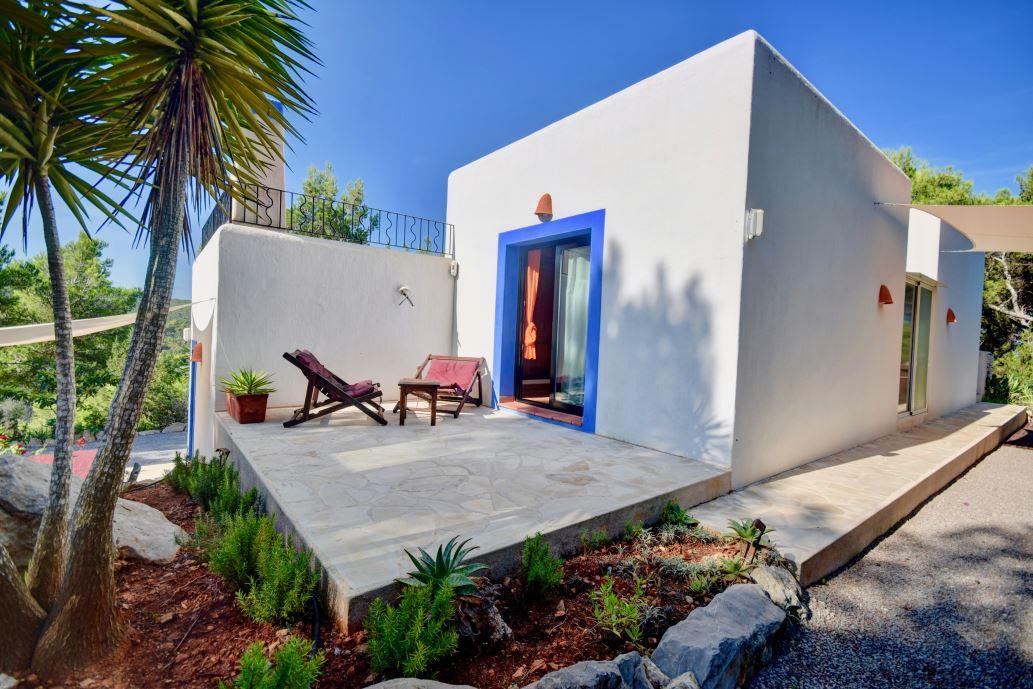 Excellent Villa in San Joan de Labritja with Permanent Tourist License