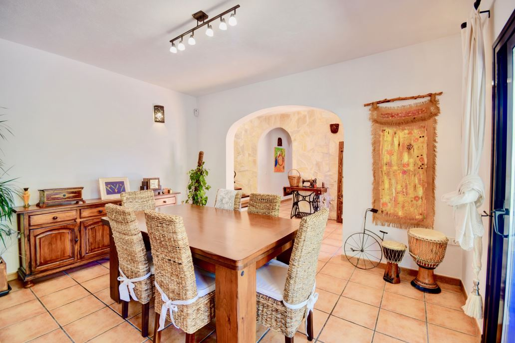 Excellent Villa in San Joan de Labritja with Permanent Tourist License