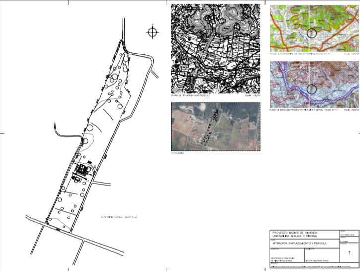 Plot with 20.000m2 and project near Bambuddha
