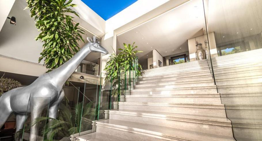 Luxury Villa in Ibiza for rent and sale fantastic view